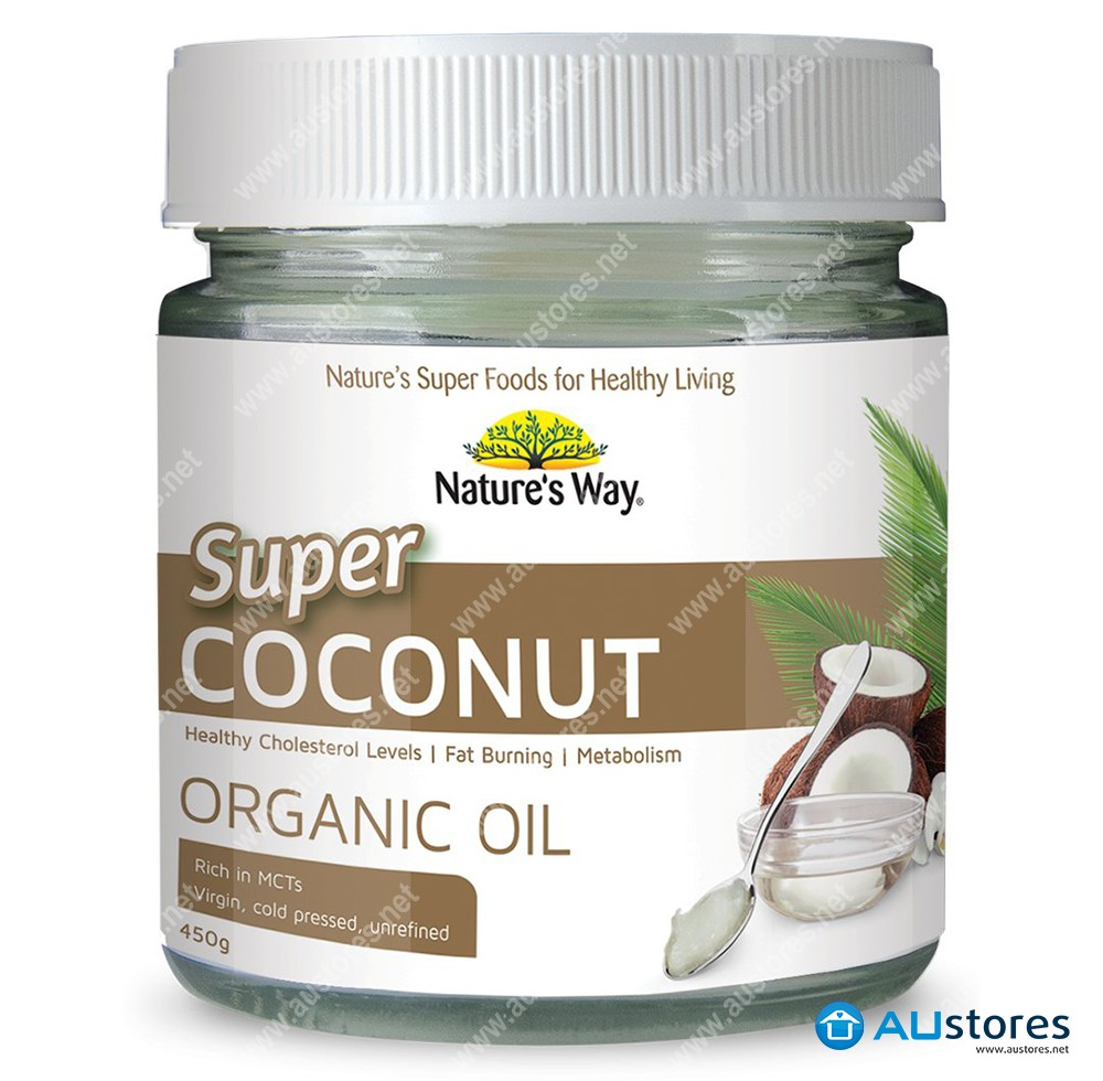 Nature S Way Coconut Oil Philippines