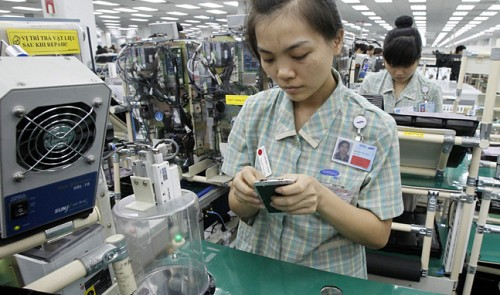Vietnam October exports surpasses US$100 bln