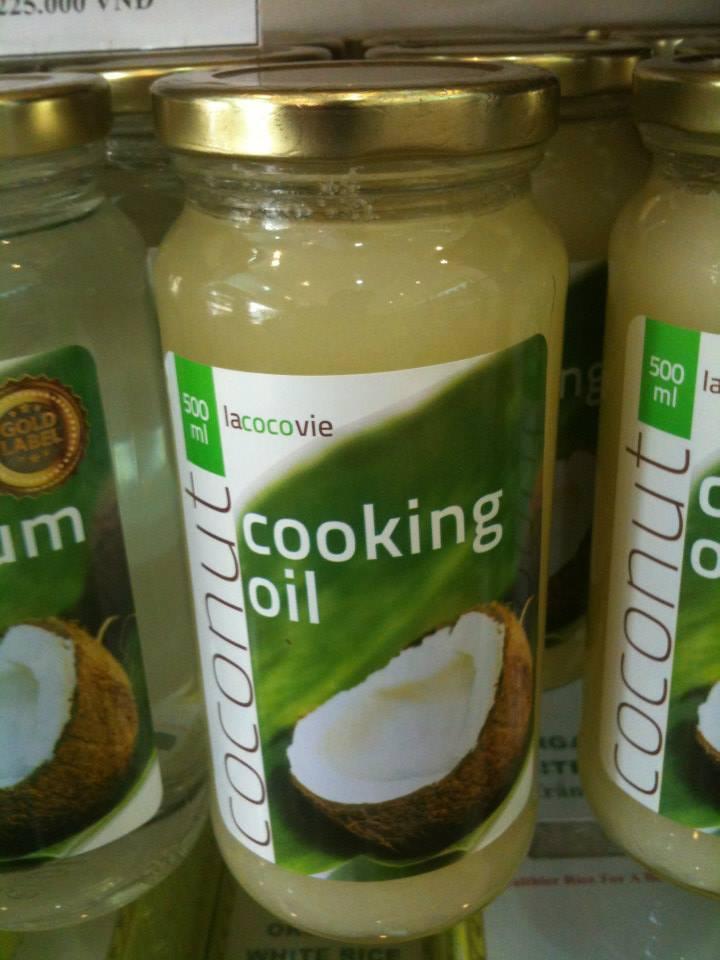 Coconut Cooking Oil Coconut Vietnam